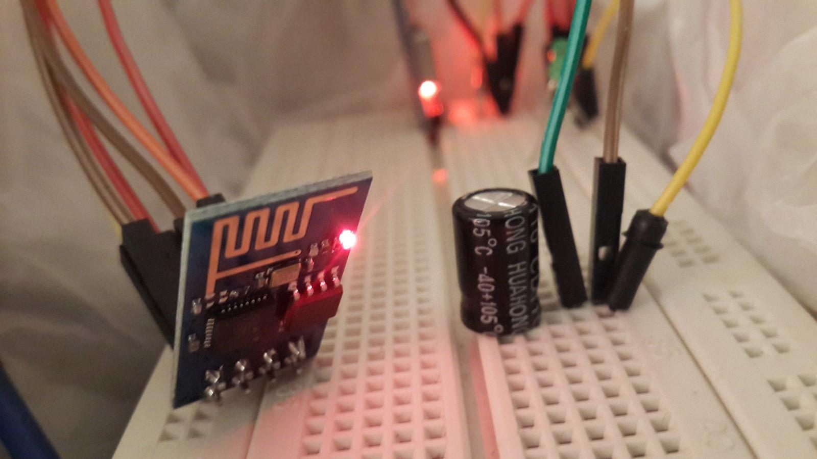 How To Check A Relay >> ESP8266 - Flash NodeMCU, write lua script, and control a water heater