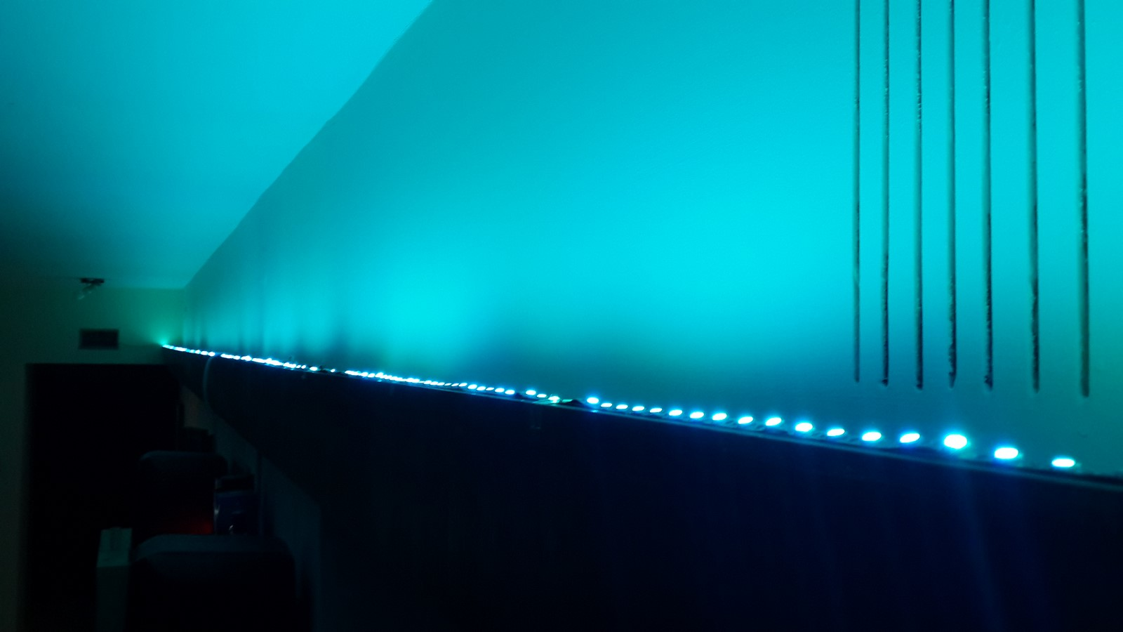 led strip first impression