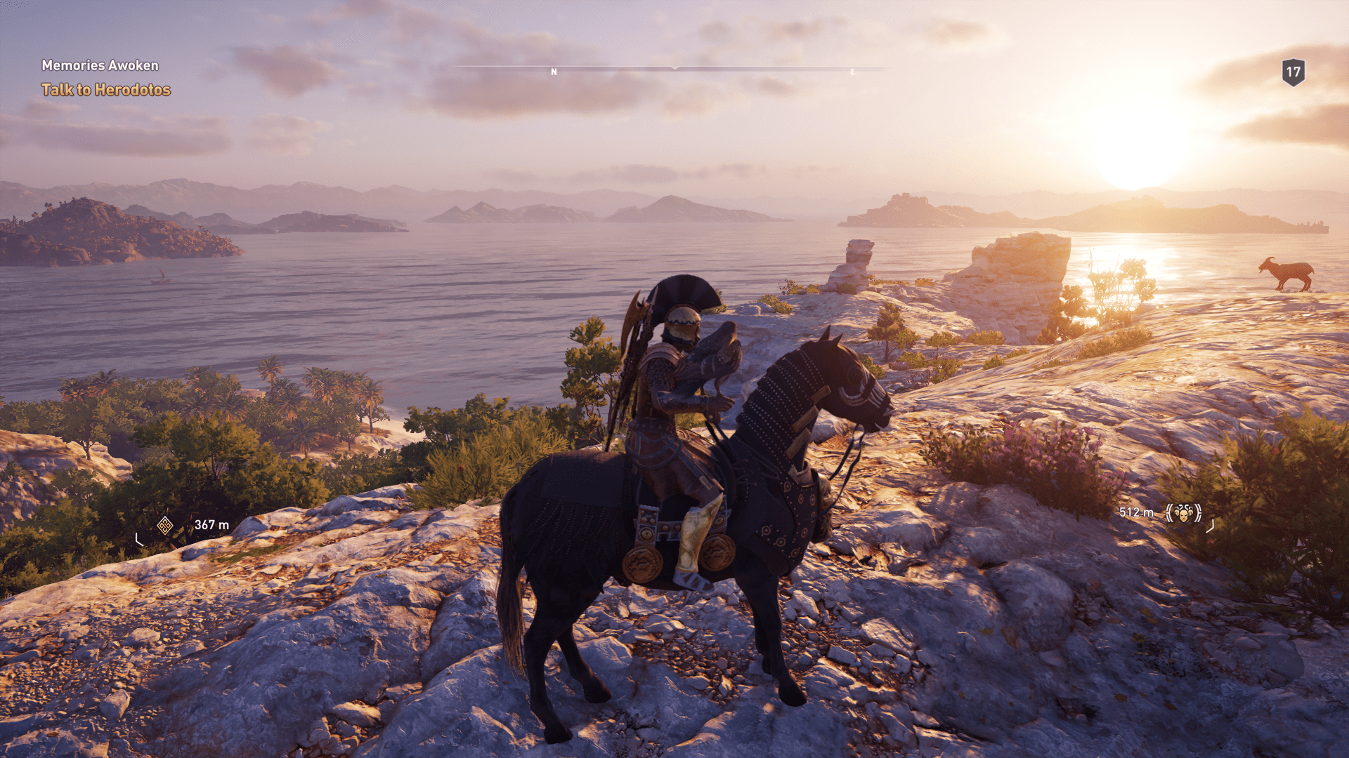 Assassins creed odyssey test
